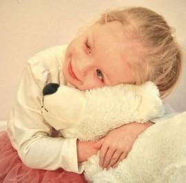 Badanie audiologiczne przeprowadzone w Children Hospital w Filadelfii wyszło perfect :). Dlatego możemy wykluczyć Zespół Goldenhara u Anielki