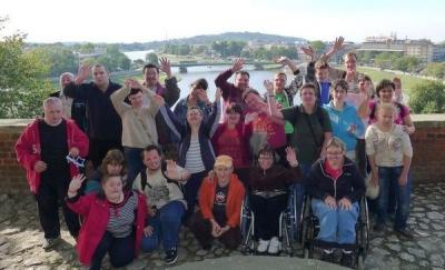 Ośrodek dla Osób Niepełnosprawnych Borowa Wieś